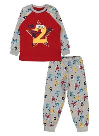 Civil Boys Civil Boys Erkek Çocuk Pijama Takimi 2-5 Yaş Gri Civil Boys Erkek Çocuk Pijama Takimi 2-5 Yaş Gri Gri